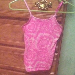 BOGO SO tye dye tank top